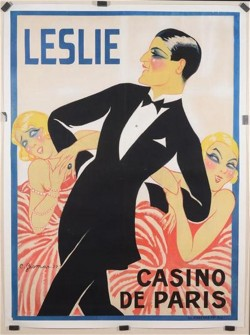 French Poster by Gesmar
