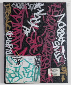 Sketch Book No 2 Made by the Graphite Artists Who Came to The  Exhibition at the Klarfeld Perry Gallery, New York in 1992.