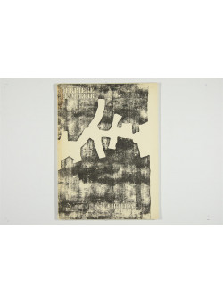 Derriere le Miroir No. 174 1968 Chillida 6 Original Prints after Woodcuts