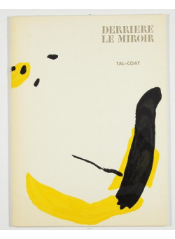 Derriere le Miroir No. 199 1972 Tal-Coat 9 Original Color Lithographs
