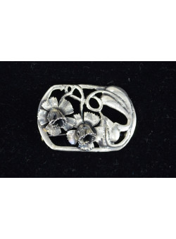 Vintage Style Fashion Jewellery Floral Pin Brooch