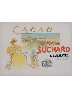 Cacao Suchard by E Boltel