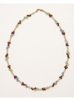 Hand crafted Glass Beads Necklace