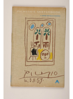 Picasso's Sketchbook: A Limited Edition in Facsimile 1960