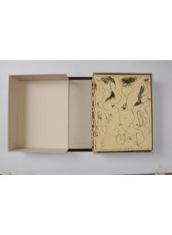 Complete Set Picasso Lithographe Vols I-IV 1949-1964 with 8 Original Lithographs
