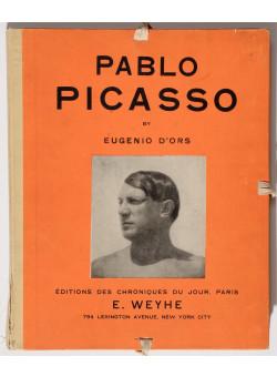 PABLO PICASSO. d'Ors, Eugenio Paris: Editions des Chroniques du Jour, 1930.