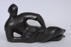 Aaron Ashkenazi Bronze Sculpture