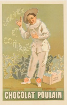 Original Advertising Poster for