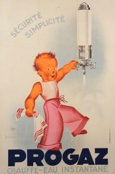 Original Vintage French Advertising