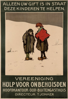 Dutch Charity Poster