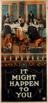 Original Vintage British Cinema Poster