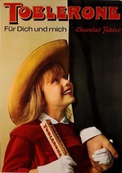 Original Vintage Swiss Poster for