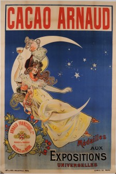Original French Poster Advertising