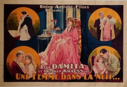 Original Vintage OVERSIZE French Movie Poster for