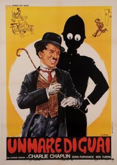 Original Vintage Italian Poster for