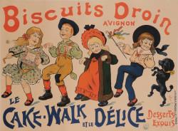 Original Vintage French Food Poster