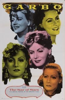 Original Vintage American Movie Festival Poster for Greta