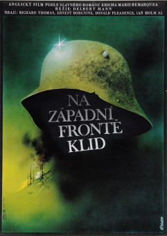Original Vintage Czech Movie Poster