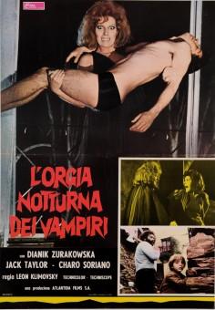 Original Vintage Italian Movie Poster for