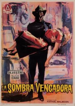 Original Vintage Spanish Movie Poster for