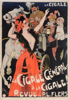 Original Vintage French Poster