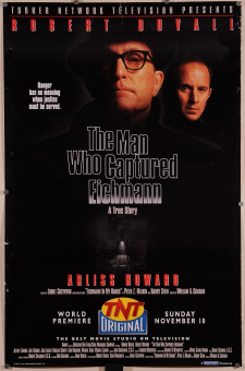 Poster Photo of the Movie The Man Who Captured Eichmann