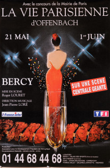 Original Vintage French Movie Poster for the Movie