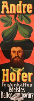 Original Vintage German Poster for