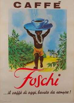 Original Vintage French Advertising Coffee