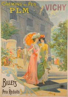 Original French Vintage Poster